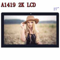 Hot sell original A1419 2K LCD Screen with glass assembly LM270WQ1 SD F1 SDF2 For iMac  27