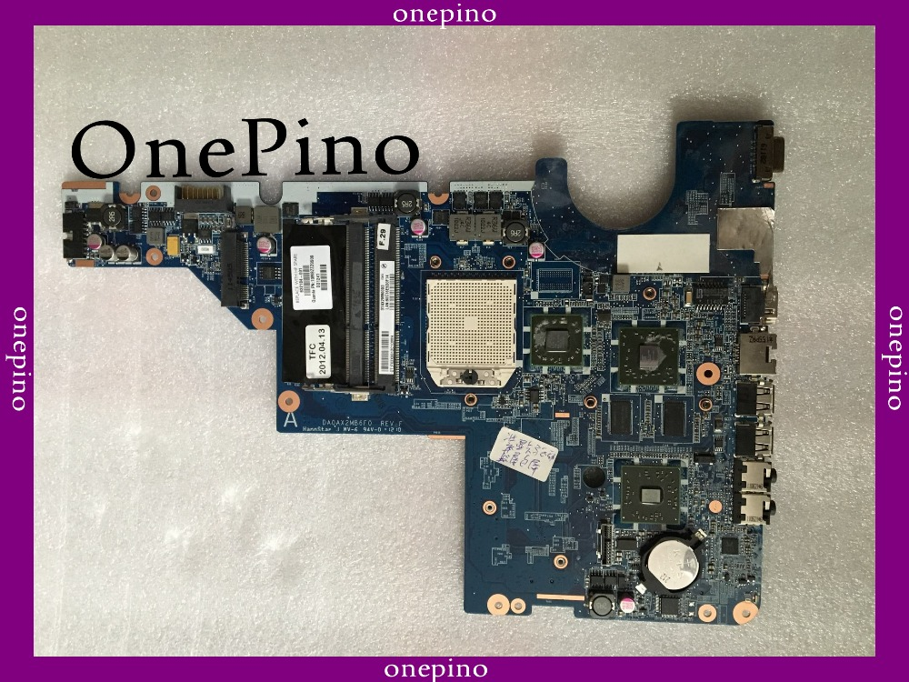 Fit For HP G42 G62-Compaq-CQ42 CQ62- Motherboard-632184-001 fully tested working 615578 001 motherboard for hp cq42 cq62 da0ax1mb6h0