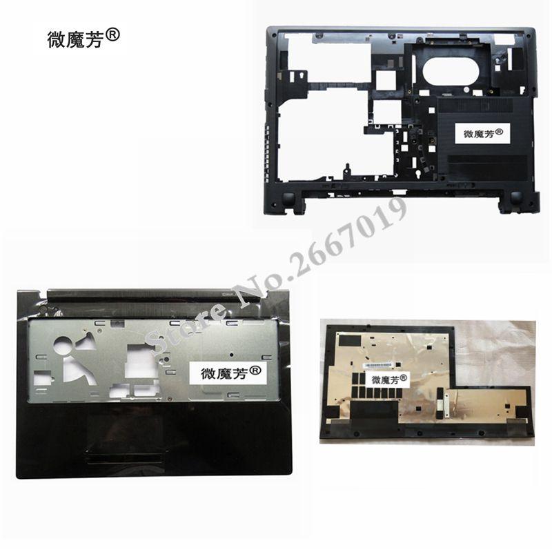 Новый Для LENOVO G500S G505S Z501 Z505 ноутбук Нижняя база чехол крышка/подставка верхняя крышка