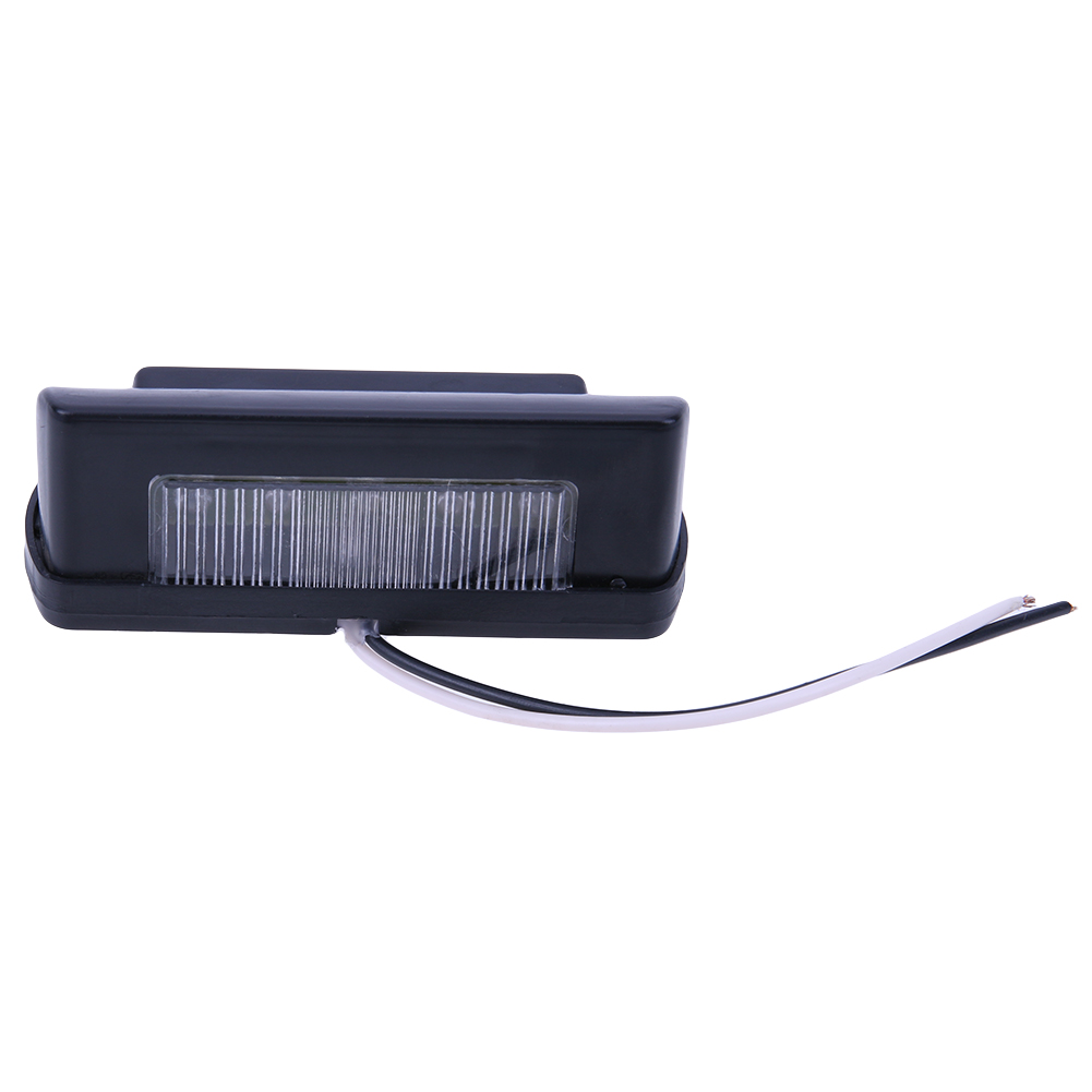 "12V-24V Automobile External LED Number Licence Plate Light 0.3W Rear Tail Light Lamp for Truck Trailer Car-styling 当代商务英语听说教程·学生用书2(第2版) 高等职业教育""十二五""规划教材(附mp3光盘1张)"