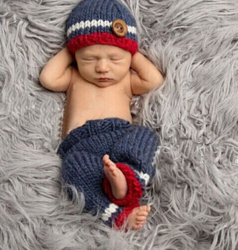 2015 newborn baby photography props crochet outfits 0 3 month baby