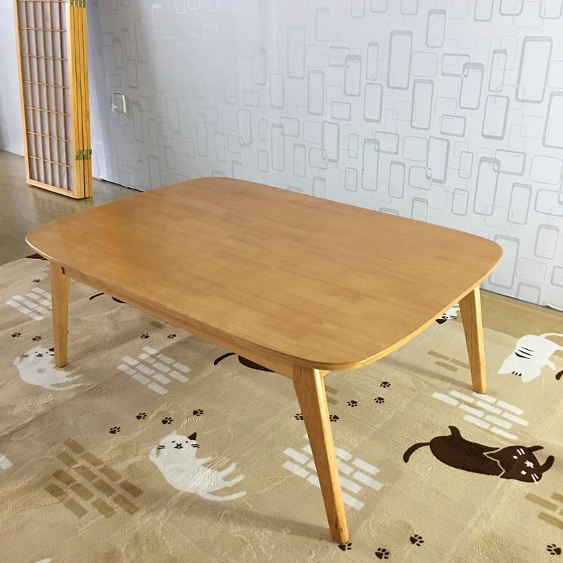 Online Shop Moderne Holz Tisch Kotatsu Japanischen Stil Wohnzimmer Möbel  Couchtisch Natürliche/Nussbaum Dunkel Farbe Asiatische Zentrum Tisch Aus  Holz ...