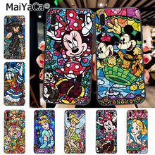 Maiyaca Pooh fairy tale stained Alice Mickey Mouse สำหรับ Huawei P20 P20 pro Mate10 P10 Plus honor9 cass(China)