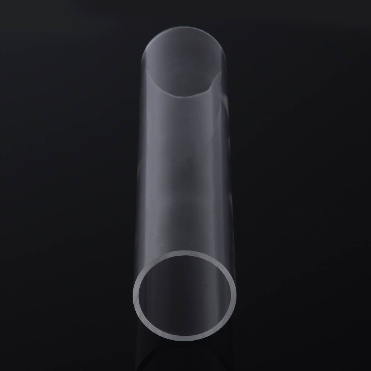 New 1Pcs Transparent Acrylic Plexiglass Lucite Tube 50mm OD 43.75mm ID For 300mm Length Tool Parts Practical