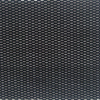 2015 New Fashion Apparel Knitted Fabric Autumn And Spring Stretch Solid Color Mesh Fabric Polyamide Fabrics
