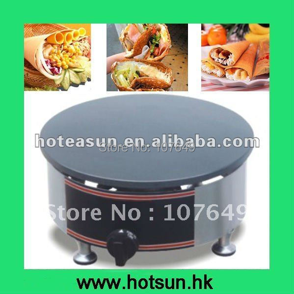 Hot Sale Gas Crepe Machine ...