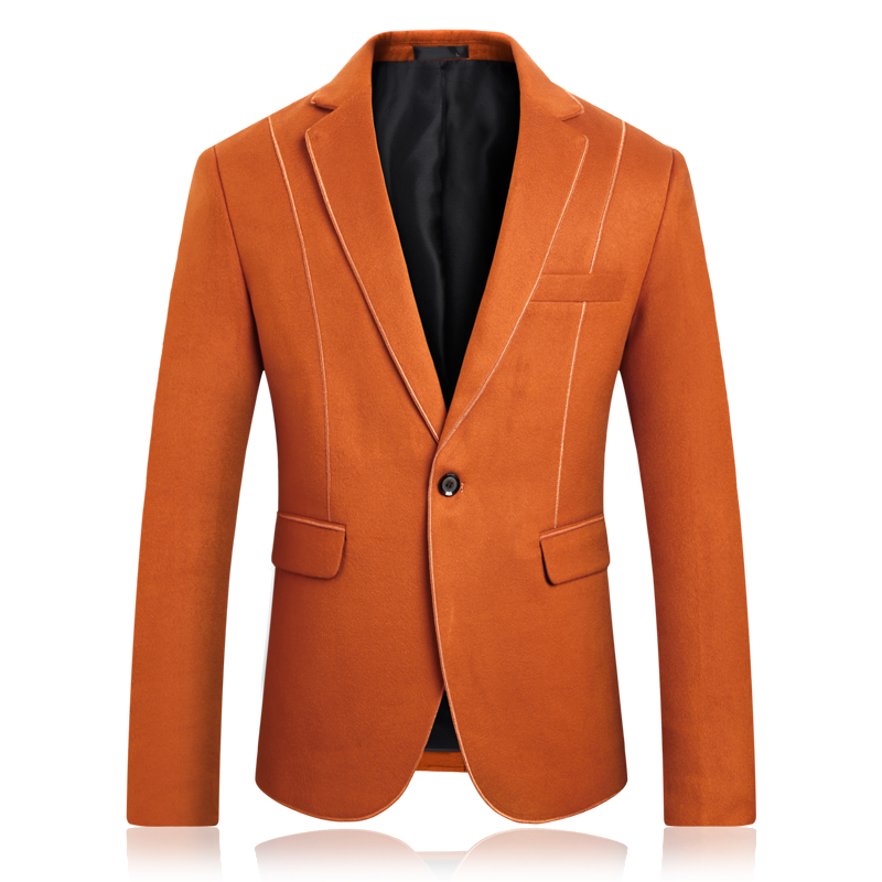 Beautiful Casual Business Slim Suit Jacket For Men