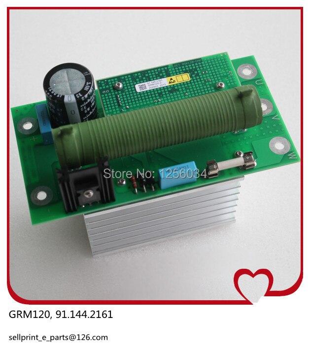 00.781.2190/02 1 piece NEW model GRM120/2 00.781.3493/02, 91.144.2161 Heidelberg 102 machine Printed circuit card GRM 120