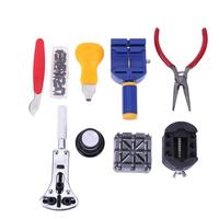 High Quality Watch Repair Tool 22Pcs Watch Band Adjustment Gaskets Repair Tool Kit Opener Spring Bar