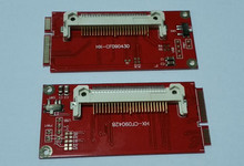 2PCS Compact CF Card To Mini PCI-E Adapter for Asus EeePC L cf adapter compact flash card adapter wifi sd to type ii cf