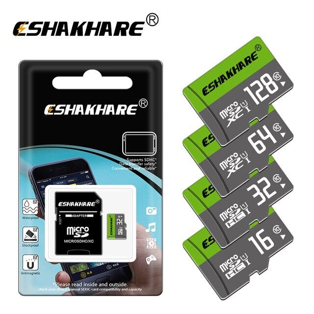 הטוב ביותר זיכרון כרטיס micro sd 128 gb 64 gb 32 gb 16 gb 8 gb SDXC SDHC micro sd כרטיס Cartao דה memoia עבור טלפון/Tablet/מחשב משלוח חינם