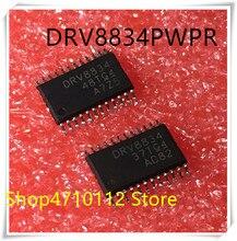NEW 10PCS/LOT DRV8834PWPR DRV8834 HTSSOP-24  IC