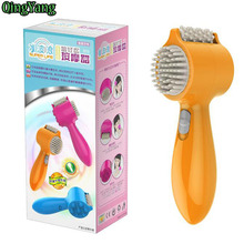 USB MINI Massager.Electric Vibrating Roller Wheel Tooth Comb Massage.Body Back Neck Waist Hand Foot Face Massager