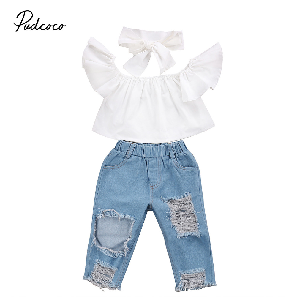 Toddler Girl Jeans Promotion-Shop for Promotional Toddler Girl ...