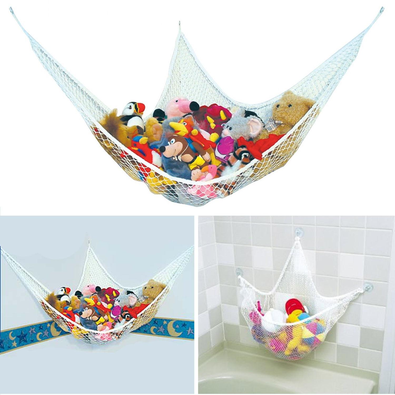 vany hračky skladování pytel plyšové hračky houpací sítě děti hračky kolekce baby věšák hnízda různé velikosti pytel / koš