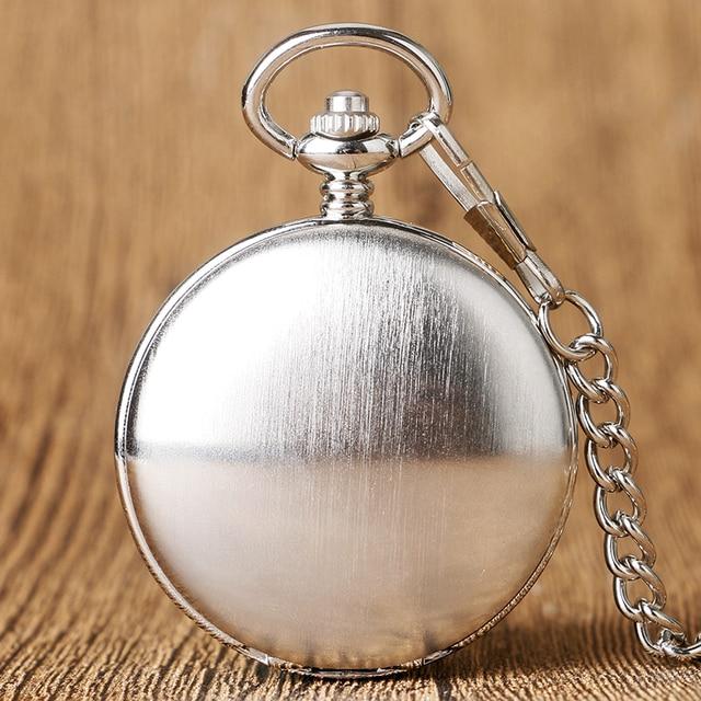 Luxury Exquisite Men Women Pocket Watch Double Hunter Design Mechanical Hand Win