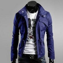 Free Shipping 2020 Men's Fashion Jacket New Spring And Autum
