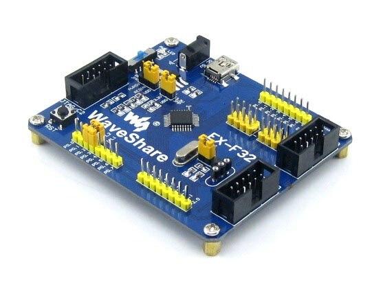 C8051F320 C8051F 8051 Evaluation Development Board Kit Tools Full I/O Expander EX-F320 Standard