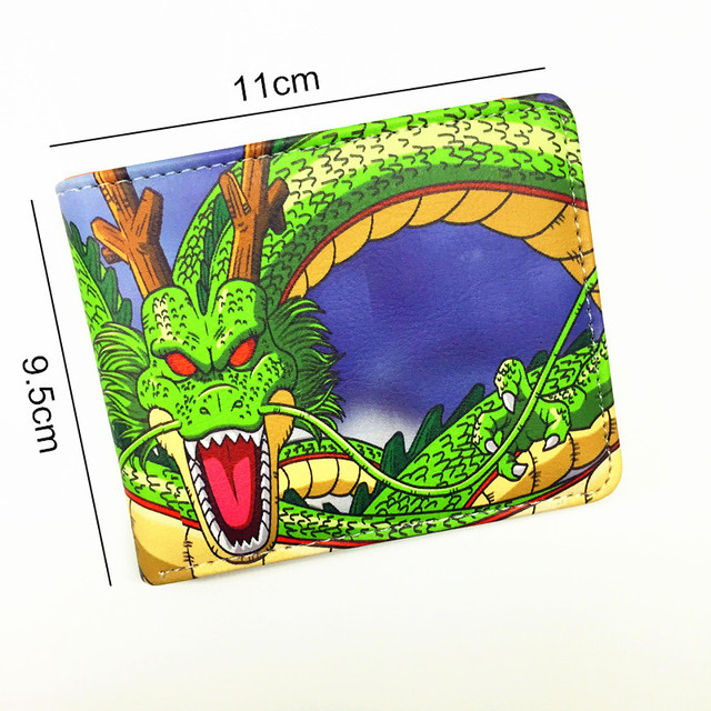 Dragon Ball Z Wallet Young Men and Women