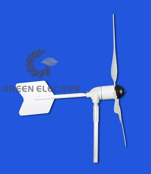 Paypal: EMS FREE SHIP Small Wind Turbines/Generator 50W/ DC 12V+ Controller/ 3 blades Green Energy Anticorrosion Home use