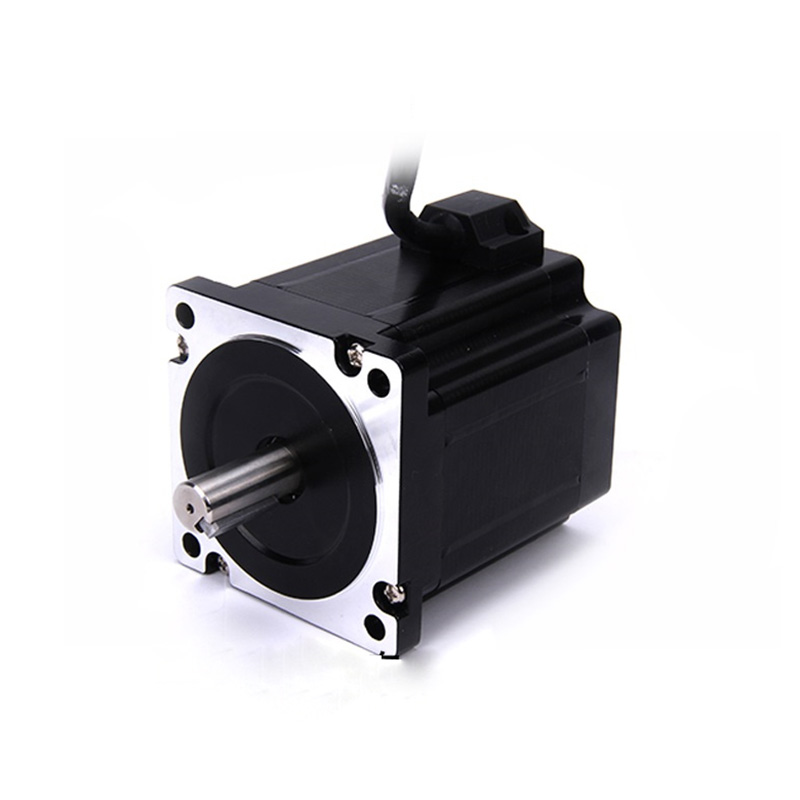 High torque 86 Stepper Motor 2 PHASE 4 lead Nema34 motor 86BYGH2401 96MM 6.0A 6.08N.M LOW NOISE motor for CNC XYZ-in Stepper Motor from Home Improvement    2