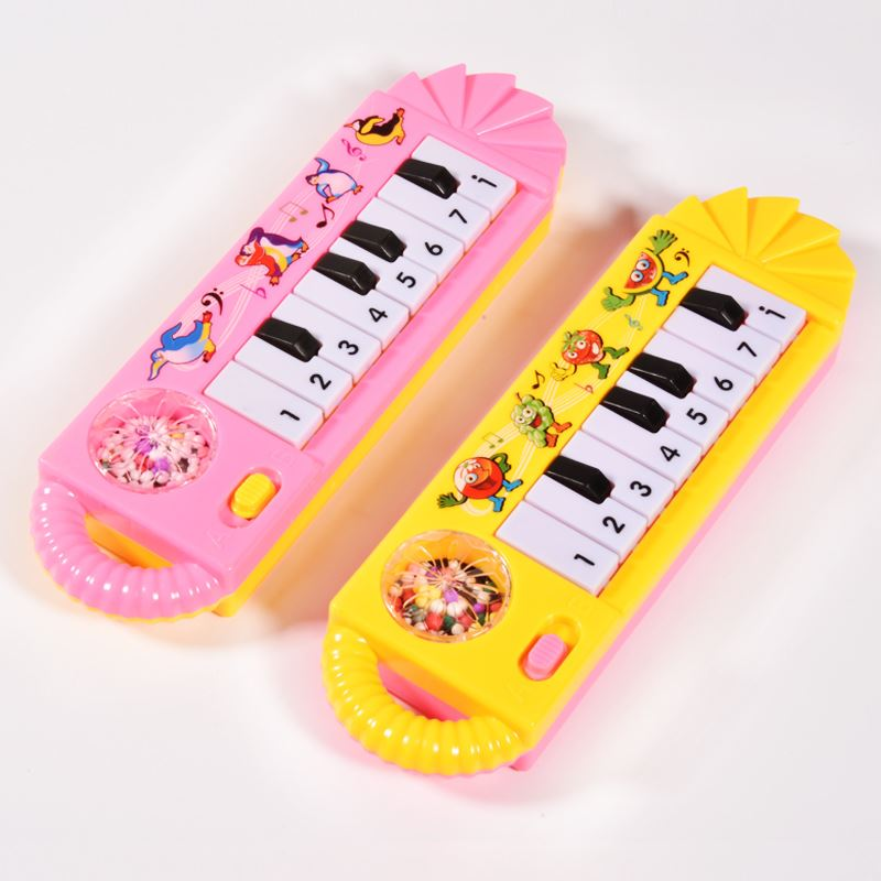 2019 Musical Instrument Piano Toy For Baby Kids Early Piano Music Developmental  Educational Toys For Children Birthday Gift