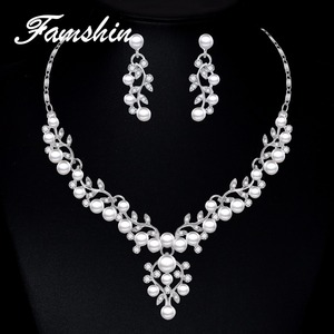 FAMSHIN Wedding Women Jewelry