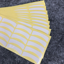 Wholesale100 Pairs Under Eye Eyelash Extensions Stickers Pads Paper Pa