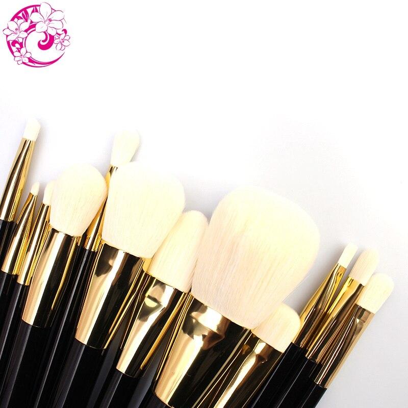 brush set make up 04