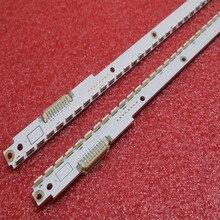 新しいキット2個56LED 500ミリメートルledバックライトストリップサムスンUA40ES5500R 2012SVS40 7032NNB RIGHT56 LEFT56 3D BN96 21712A 21711A