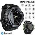 Bluetooth SmartWatch Sport 50 m Wasserdicht Bluetooth Anruf Erinnerung männer Digitale Männer Uhr Smart Uhr Für ios und Android telefon-in Smart Watches aus Verbraucherelektronik bei