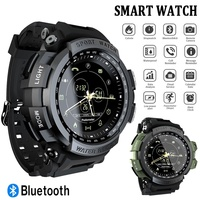 Bluetooth SmartWatch Sports 50m Waterproof Bluetooth Call Reminder men Digital Men Clock Smart Watch For ios and Android phone