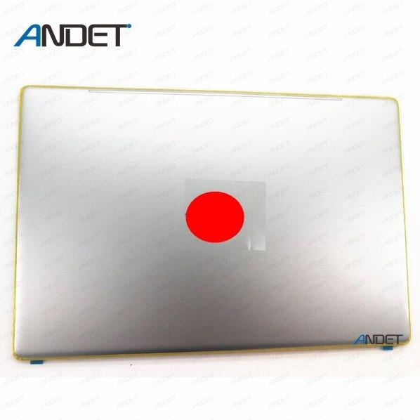 Original nouveau pour Dell Inspiron 7000 15D 7570 ordinateur portable Top Case LCD couverture arrière couvercle arrière coque argent K9X1M 0K9X1M 0K1RT2 0G3CRP