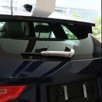 Car Sticker Exterior Trunk Rear Door Window Mirror Glass Windshield Wiper Decorative Cover Trim for Jaguar F Pace X761 2016 2018