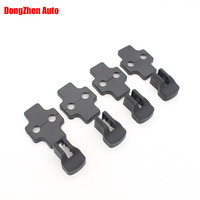 car styling Door lock decoration cover car covers Door Stopper Protection Cover Fit For Chevrolet Epica 1 sets 8pcs