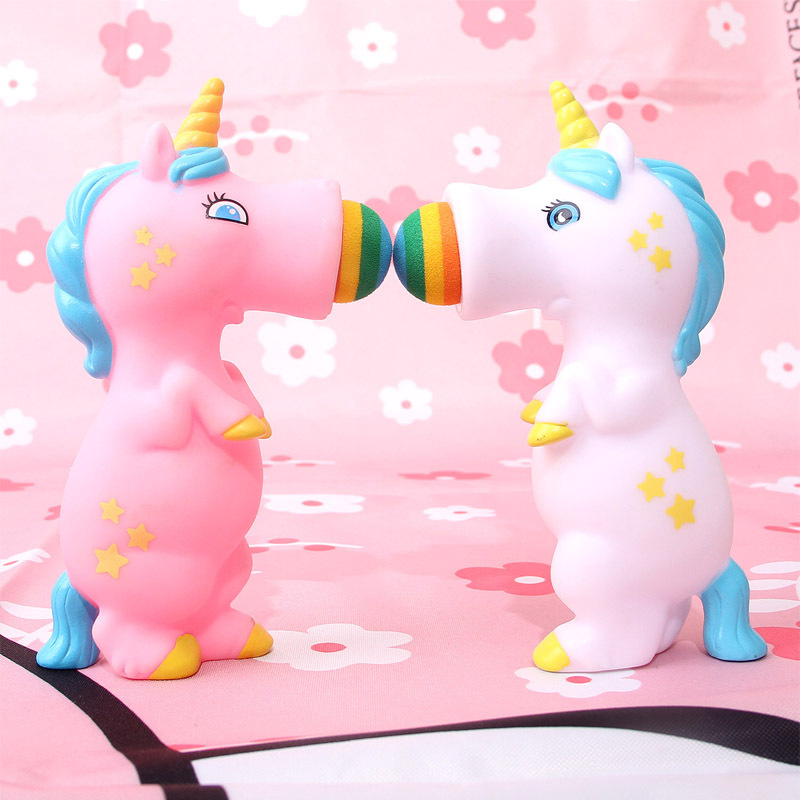 Squeeze Popper Unicorn Assorted Blaster Animal Launching Ball Childrens Gifts Decompression Toy Unicorn Squeeze Spray BallSqueeze Popper Unicorn Assorted Blaster Animal Launching Ball Childrens Gifts Decompression Toy Unicorn Squeeze Spray Ball
