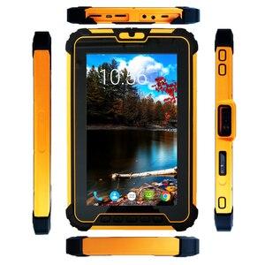 Image 5 - 8 inch אנדרואיד 7.1 המוקשח Tablet PC עם 8 מעבד ליבה, 2 GHz זיכרון Ram 4 GB Rom 64 GB עם NFC,