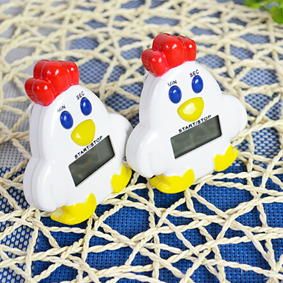 Magnetic Chicken shaped Kitchen Countdown Cooking