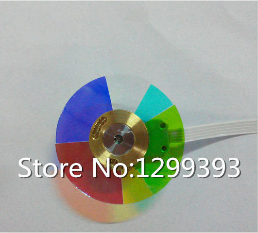 Projector color wheel for   Acer P7280  Free shipping projector color wheel for benq w1000 p n oc cw 6ba ad176