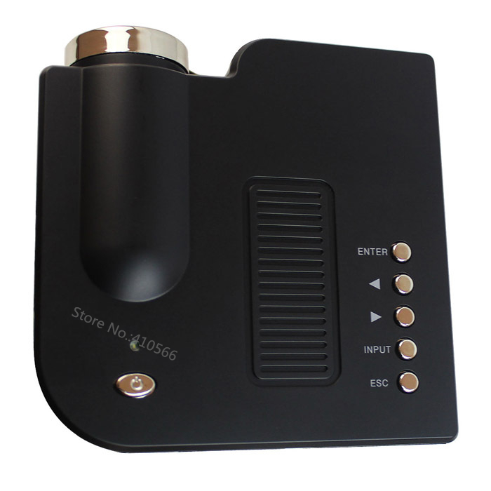 GM40 Projector 9