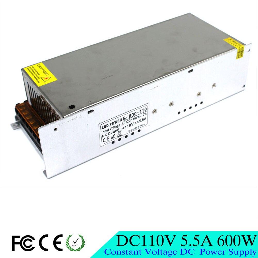 Профессиональсветодиодный Светодиодная лампа DC110V 5.5A 600W стандарта 110V 220V для станка с ЧПУ промышленного оборудования