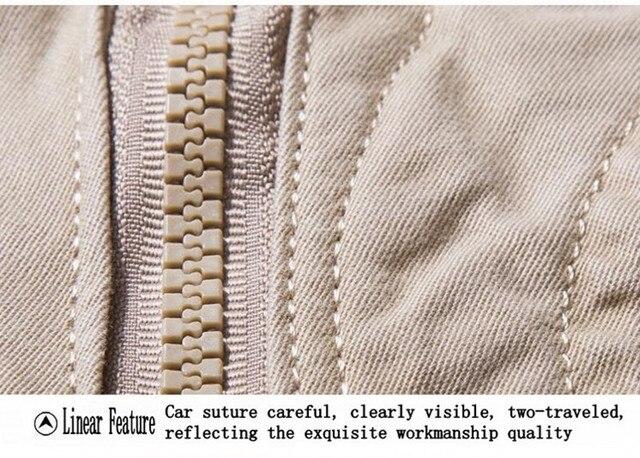 Men's Pants 2019 Fashion Brand Men Length Trousers Military Cargo Camouflage Pant Joggers Sweatpants Casual Tactical Pants 8