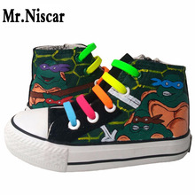 2 Bags Colored Elastic Shoe Lace Silicone No Tie Shoelaces Kids Lazy Laces Casual Sport Flat Shoelaces for Adult and Children
