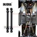 2 ADET 112-152mm Metal Çelik Evrensel Sürücü CVD Mil RC Paletli Araba SCX10 90046 D90 RC arabalar Bölüm Aksesuarları