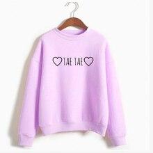 Bangtan7 Tae Tae Sweatshirt (10 Colors)