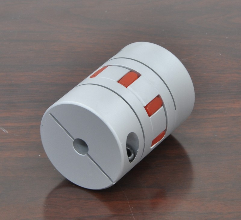 где купить OD65mm shaft bore 12*15mm jaw coupling servo motor flexible coupler по лучшей цене