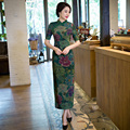 Shanghai Story chinese traditional dress chinese dress oriental styled dresses estido tradicional long cheongsam qipao 3 Style