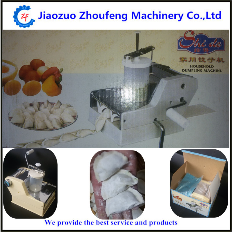 Manual hand dumpling making forming machine gyoza maker  ZF high quality household manual hand dumpling maker mini press dough jiaozi momo making machine