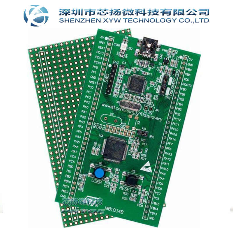Detail Feedback Questions about STM32F0308 DISCO STM32F0