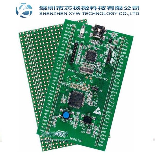 מקורי STM32F0DISCOVERY זרוע גילוי F0 לוח 32 סיביות ARM Cortex M0 עם MCU STM32F051R8T6